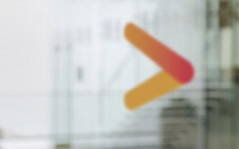 Abbildung: Innovatur Signet vor Hintergrund